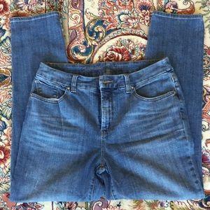 ANKLE Length TUMMY CONT.Jeans 🌀10$ UNLESS BUNDLED